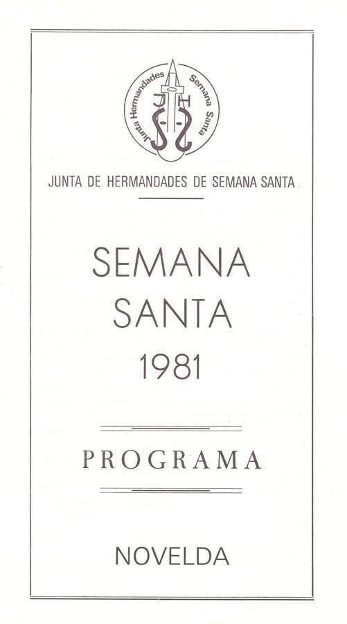 Portada Revista 1981