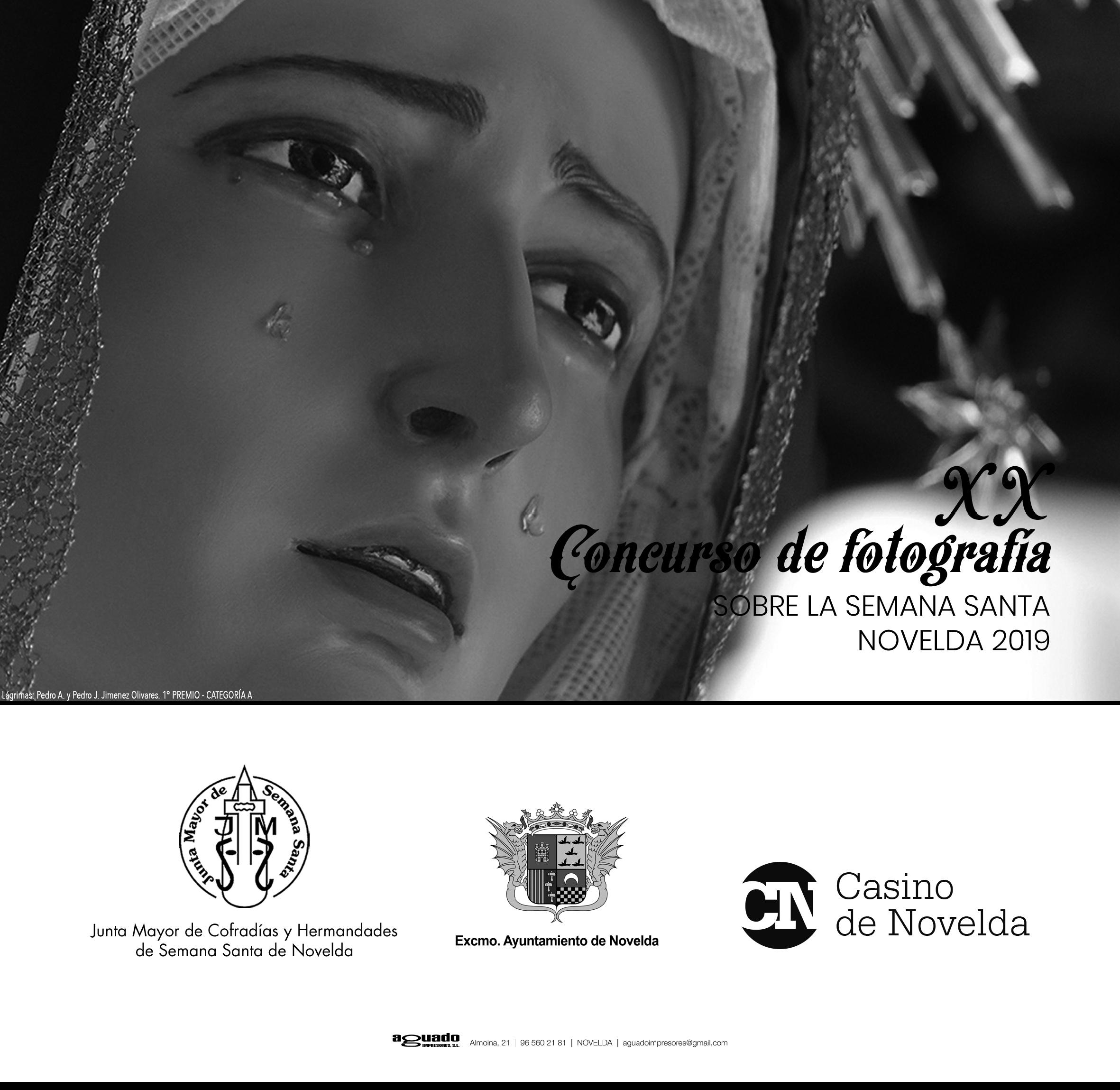 Concurso Fotografía Semana Santa 2019