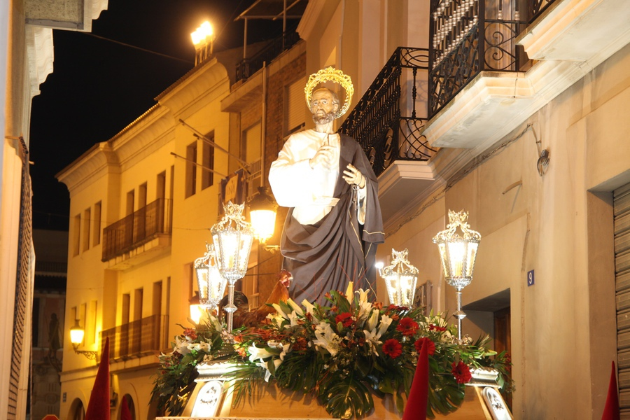Miércoles Santo. Negaciones de San Pedro